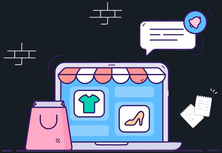 realizza il tuo negozio online